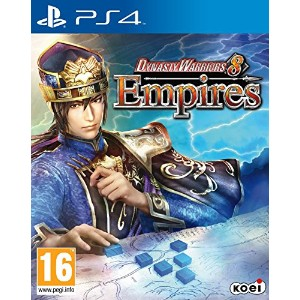 Ps4 dynasty warriors 8 empires (eu)
