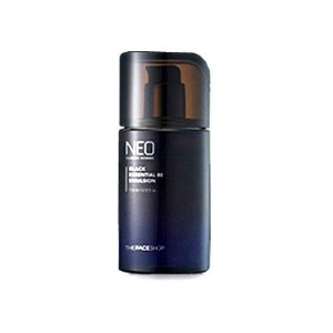 THE FACE SHOP Neo Classic Homme Black Essential 80 Emulsion [Korean Import]