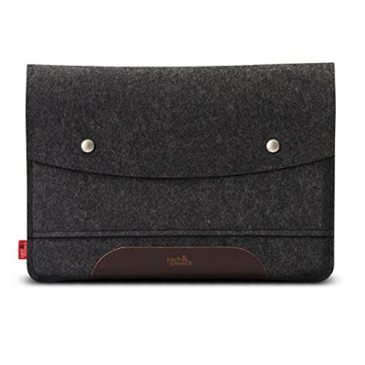 Pack&Smooch Hampshire for iPad Pro (Anthracite/DarkBrown)
