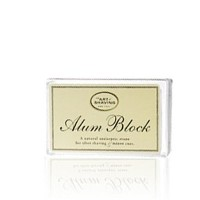 The Art Of Shaving Alum Block Unscented (並行輸入品) [並行輸入品]