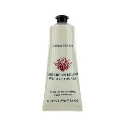 [Crabtree & Evelyn] Caribbean Island Wild Flowers Ultra-Moisturising Hand Therapy 100g/3.5oz