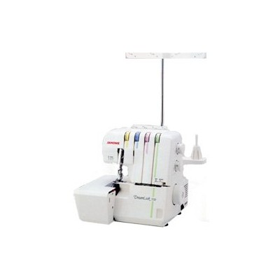 JANOME ジャノメ ロックミシン ドリームロック 55D