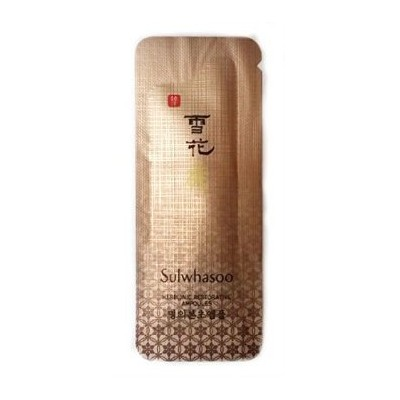 30X Sulwhasoo Sample Herblinic Restorative Ampoules 1 ml. Super Saver Than Normal Size[行輸入品]