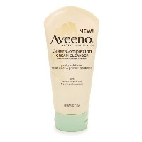 Aveeno Active Naturals Clear Complexion Cream Cleanser 5 oz (141 g) by AB [並行輸入品]