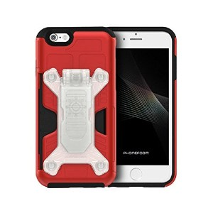 PHONEFOAM FURY iPhone 6s/6 レッド