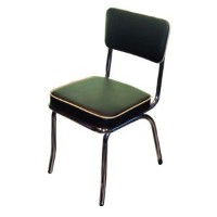 Cafe Chair (Black)