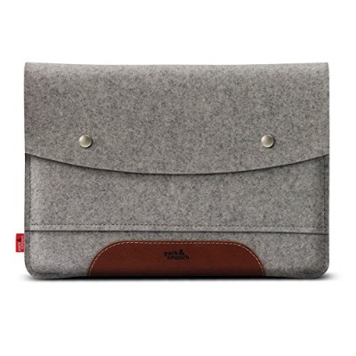 Pack&Smooch Hampshire for iPad Pro (Gray/LightBrown)