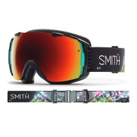 (スミス)SMITH OPTICS 2016年アーリーモデル smg16-005 ゴーグル I/O アイオー/Angel Supernatural/Lenses: Red Sol-X Mirror ...