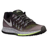 (取寄)ナイキ レディース エア ズーム ペガサス 33 Nike Women's Air Zoom Pegasus 33 Black Metallic Silver Dark Grey...
