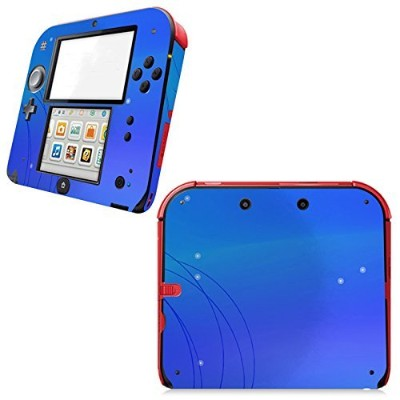 Linyuan 安定した品質 Cartoon sticker Cover Case Sticker Decals for Nintend 2DS