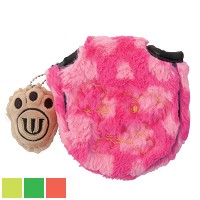 MU Sports Ladies Putter Cover Dot Round (#703U6534)【ゴルフ レディース>ヘッドカバー】