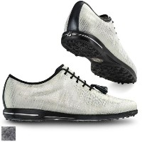 FootJoy Ladies Tailored Collection U-Throat w/Tassle Spikeless S【ゴルフ レディース>スパイクレスシューズ】