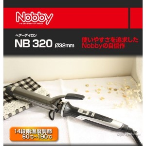 NEW Nobby NB320(32mm)カールアイロン
