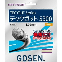 GOSEN(ゴーセン) テックガット5300 NA SS603NA