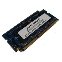 8GB キット (2 X 4GB) Memory for Fujitsu LIFEBOOK A574/H DDR3L 1600 MHz SODIMM RAM (PARTS-クイック BRAND) ...