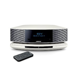 Bose/ボ-ズ  【3/2~4/1専用オリジナル台座プレゼント】 Wave SoundTouch music systemIV アークティックホワイト 【三越・伊勢丹/公式】 オーディオ~...