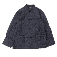 COMME des GARCONS(コムデギャルソン) x D&DEPARTMENT(ディーアンドデパートメント) Quilting China Jacket (ジャケット) BLACK 225...