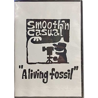 smooth'n casual 「Aliving fossil」/サーフィンDVD ロングボード