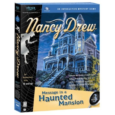 Nancy Drew: Message in a Haunted Mansion (輸入版)