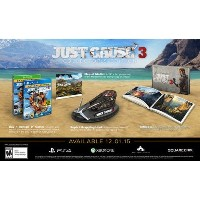 Just Cause 3 Collector's Edition xbox one コレクターズエディションxbox one 北米英語版 [並行輸入品]
