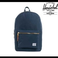 Herschel Supply ハーシェルサプライ SETTLEMENT BACKPACK / NAVY [10005-00041-OS]
