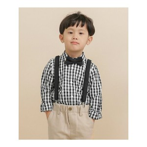 DOORS FORK&SPOON OX Basic SHIRTS(KIDS) アーバンリサーチドアーズ