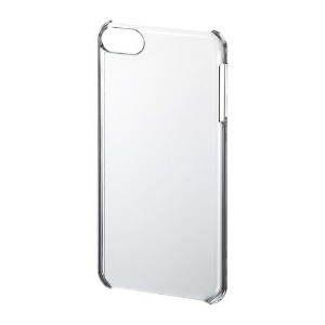 iPod touch 第6世代用ケース (クリアハード)[PDA-IPOD64CL]