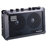 Roland ローランド/ MOBILE CUBE Battery Powered Stereo Amplifier モバイルアンプ【YRK】【お取り寄せ商品】