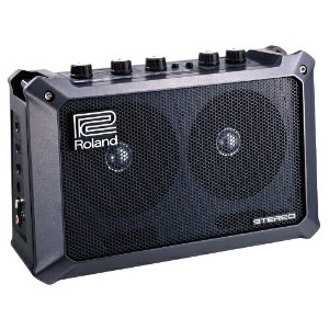 Roland ローランド/ MOBILE CUBE Battery Powered Stereo Amplifier モバイルアンプ【YRK】