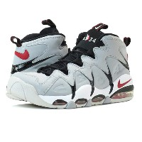 NIKE AIR MAX CB 34 【CHARLES BARKLEY】 ナイキ エア マックス CB 34 GREY/BLACK/RED