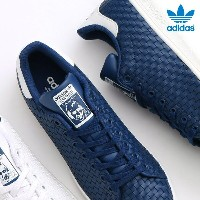 adidas Originals STAN SMITH (Mystery Blue/Mystery Blue/Running White) (アディダス オリジナルス スタンスミス) 【メンズ...