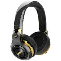 【送料無料】 MONSTERCABLE Bluetooth対応 ヘッドホン ROC Sport Black Platinum Over-Ear Bluetooth Headphones MH-ROC...