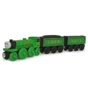 Fisher-Price Thomas Wooden Railway Flying Scottsman おもちゃ
