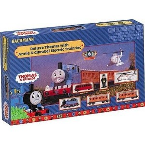 Bachmann 644 Thomas Deluxe Train Setおもちゃ
