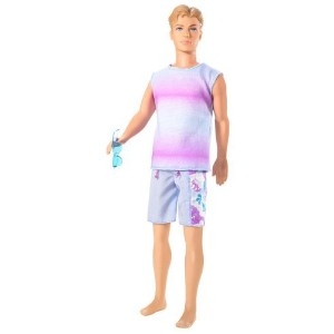 Barbie バービー Beach Party Ken Doll 人形 ドール