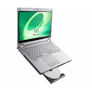 中古ノートパソコンPanasonic Let's note MX5 CF-MX5 CF-MX5PDBKS 【中古】 Panasonic Let's note MX5 中古ノートパソコンCore i5...