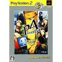 【中古】ペルソナ4 PlayStation2 the Best