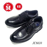 JC 6610 Formal Lace-up Shoes  5E 幅広設計  フォーマルシューズ レースアップ ビジネスシューズ