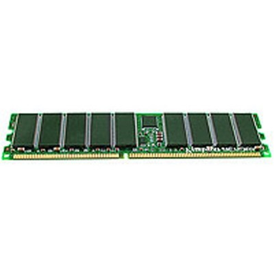 Kingston 1GB 333MHz DDR ECC Registered CL2.5 DIMM Dual Rank, x8 KVR333D8R25/1G