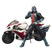 S.I.C. VOL.46 仮面ライダー1号&サイクロン(仮面ライダーTHE FIRST)