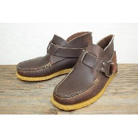 NATURE KREEC 275  W RING MOCCASIN (BROWN) 7.5inch E