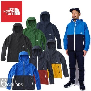 "10%OFFセール THE NORTH FACE ザ ノースフェイス NP71530""COMPACT JACKET""コンパクトジャケット ナイロンパーカー マウンテンパーカー 登山 撥水 防風 通勤..."