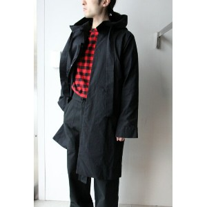 【50%OFF!】HOODED TRENCH (COT 17) PHOEBE ENGLISH(フィービー・イングリッシュ)