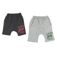 【セール Official Team オフィシャルチーム】SARROUEL HALF SWEAT PANTS (90-140)