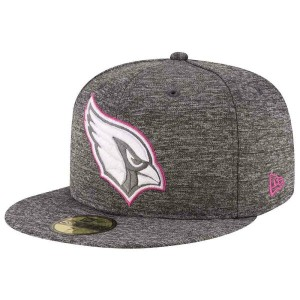 ニューエラ メンズ 帽子 キャップ【New Era NFL 59Fifty Breast Cancer Awareness Cap】Multi