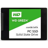 ◆在庫限り終了!2.5/7mm【WesternDigital】WDS120G1G0A   (120GB)