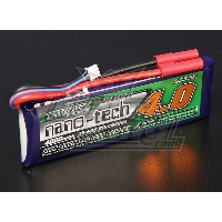 Turnigy nano-tech 7.4V 4000mAh 25C50C リポ