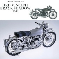 HRD VINCENT BLACK SHADOW 1948【MFH 1/9 K567 Fulldetail kit】