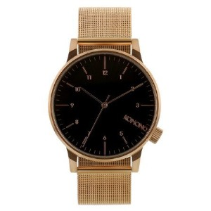 コモノ KOMONO Unisex KOM-W2354 Winston Royale Series Analog Display Japanese Quartz Rose Gold Watch 女性 レディース 腕時計 【並行輸入品】
