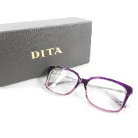 未使用 【中古】 DITA ディータ 伊達 眼鏡 Optical Empollon DRX-3012D-54 K2285651